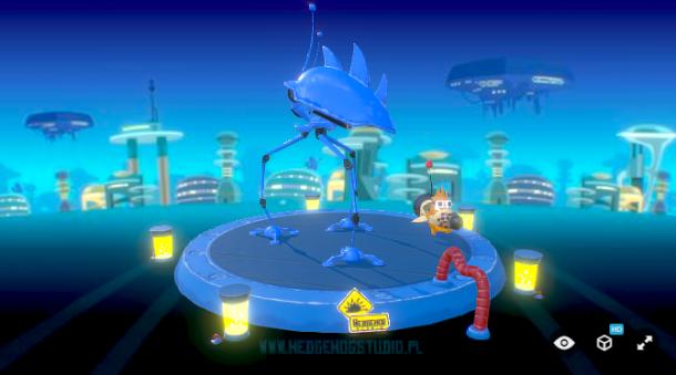 2015-09-30 12_06_37-RUN! HEDGEHOG RUN! by polish_farmer - 3D model - Sketchfab
