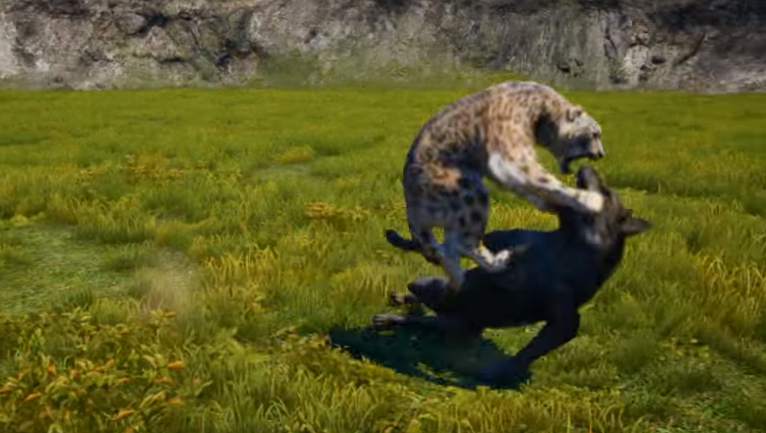 Far Cry 4 – Animal Animations